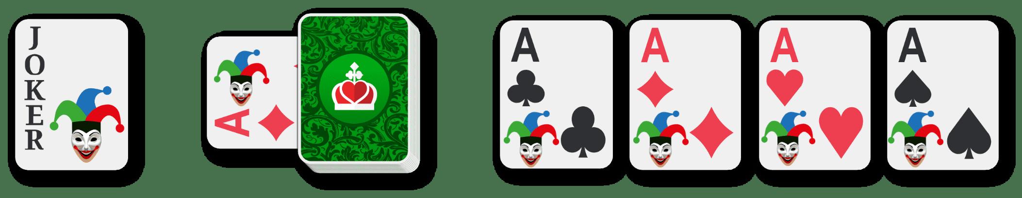 Rummy Joker Card