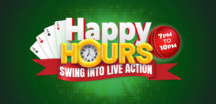 Happy Hours to Play Rummy